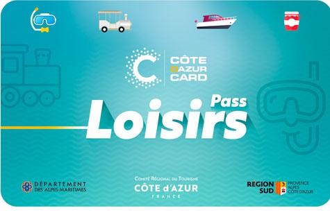 Découvrez le PASS COTE D'AZUR FRANCE