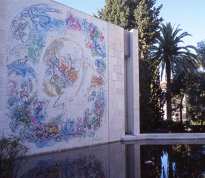 NATIONAL CHAGALL MUSEUM IN NICE
