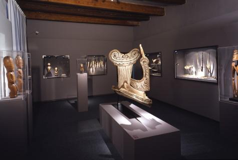 LA CASTRE MUSEUM IN CANNES
