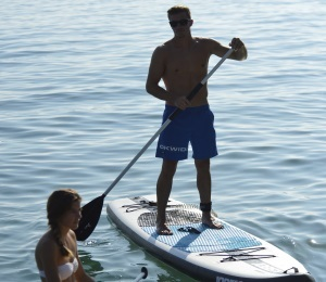 STAND'UP PADDLE A LA SIESTA
